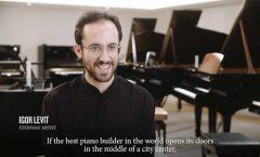 Igor Levit en 32 años grava las sonatas de Beethoven