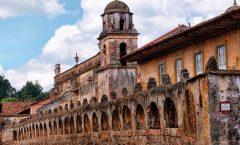 Patzcuaro, ciudad enigma en México