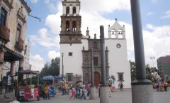 La ciudad de Irapuato, Gto. México