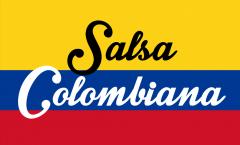 La salsa colombiana...