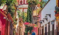 San Miguel El Grande, hoy de Allende; su belleza