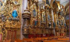 El oratorio de las beatas de santa Rosa de Viterbo en Querétaro