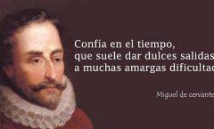 Miguel de Cervantes Saavedra quiso ser gobernador del Soconusco, región de Chiapas
