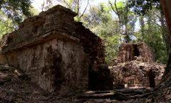 Localizan 27 sitios arqueológicos entre Tabasco y Chiapas