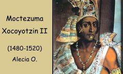 Moctezuma con una ópera lo reivindican en su paso por la historia