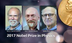 Estudio sobre evolución del universo : Premio Nobel de física