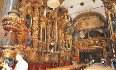 Santa Clara el único convento donde una india fue abadesa y patrona