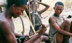 El origen del hombre moderno esta en el sur de Africa