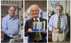 Al desarrollo de las baterías de litio, el Nobel de química