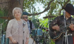 La octogenaria Irma Silva nominada a un Grammy latino