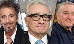 Scorsese, Al Pacino y De Niro