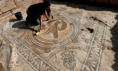 En Jerusalen desentierran misteriosa iglesia del siglo XVl