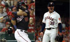 """""""Los Astros"""" de Houston impiden el regreso de Washington a la serie mundial"""