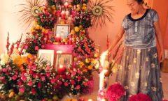 El día de muertos en Oaxaca