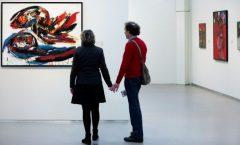 Obra del museo CoBrA de Amsterdam se expone en el de Arte Moderno de México