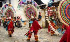 """Festival de La Huasteca en """"Los Pinos"""""""