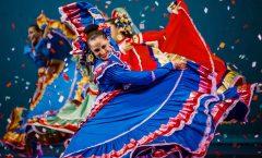 La ciudad de México es bailarina, baila mucho y bien
