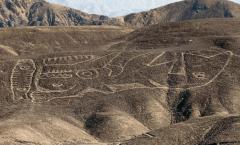 La inteligencia artificial permite descubrir geoglifos