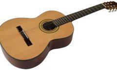 La guitarra antiguo medio para acercarse a las mujeres