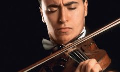 El violinista Vengerov