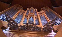Organo monumental del Auditorio Nacional en CDMX