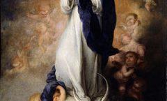 Murillo y La Inmaculada