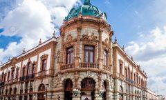 Los teatros mas antiguos y hermosos de México