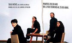 """""""Las musas huérfanas"""" teatro"""