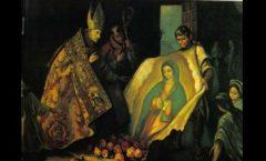 Narración de las cuatro apariciones de la Virgen de Guadalupe, del 9 al 12 de dic.