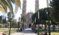 El Santuario gudalupano en la ciudad de San Luis Potosí