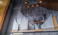 El órgano monumental de La Basílica de Guadalupe