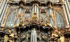 Los órganos monumentales de La Catedral Metropolitana de México