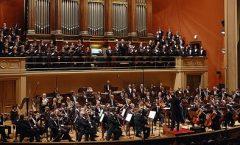 Concierto de año nuevo con la filarmónica de Viena
