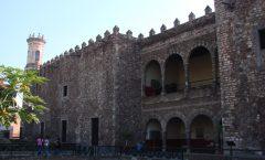 Las casas de Hernán Cortes