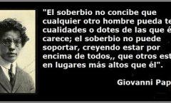 """La novela """"El hombre soberbio"""""""