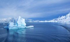 A 20 grdos celsus La Antartida
