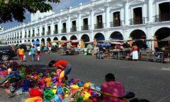 La reconstrucción de Juchitán