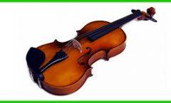 Un anciano y su violín