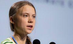 Greta Thumberg para nobel de la paz 2020