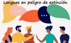 40 % de las lenguas en el mundo pueden desaparecer