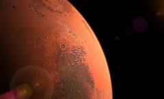 Agua, viento y hielo en Marte