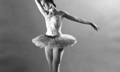 Gloria Contreras; Bailarina