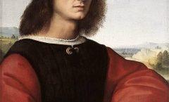 Rafael, 1483 - 1520, es el renacimiento