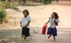 Millones de niñas nunca irán a la escuela