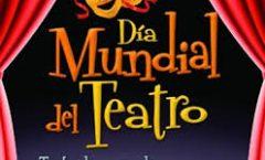 Día internacional del teatro este 27 de marzo