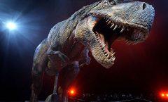 La oscuridad acabó con los dinosaurios