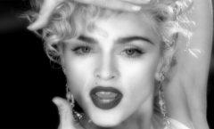 A 30 años de Vogue y Madonna