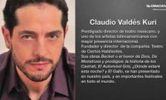 Claudio Valdés Kuri, medalla en Artes