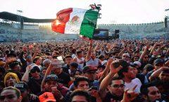 """El """"Vive Latino"""" hoy"""