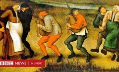 La epidemia de la danza